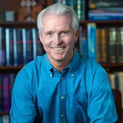 Author John Ortberg